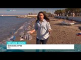Locals in Kos concerned about the impact of refugee crisis on tourism, Soraya Lennie reports