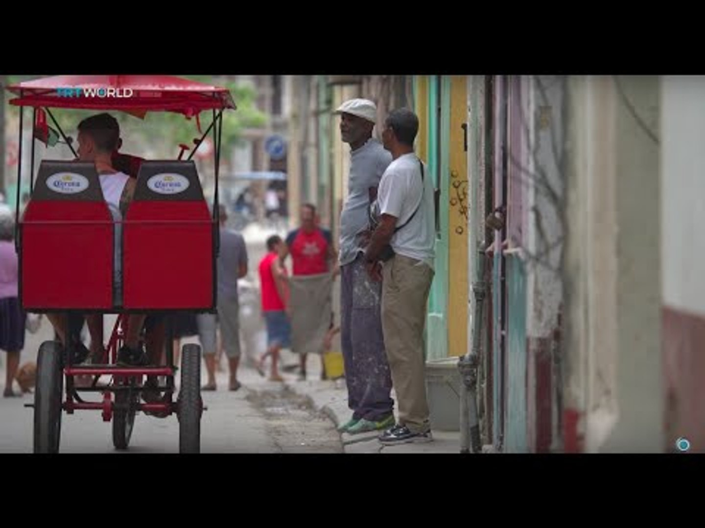 Foreign investment breathing life into Cuba, Anelise Borges reports