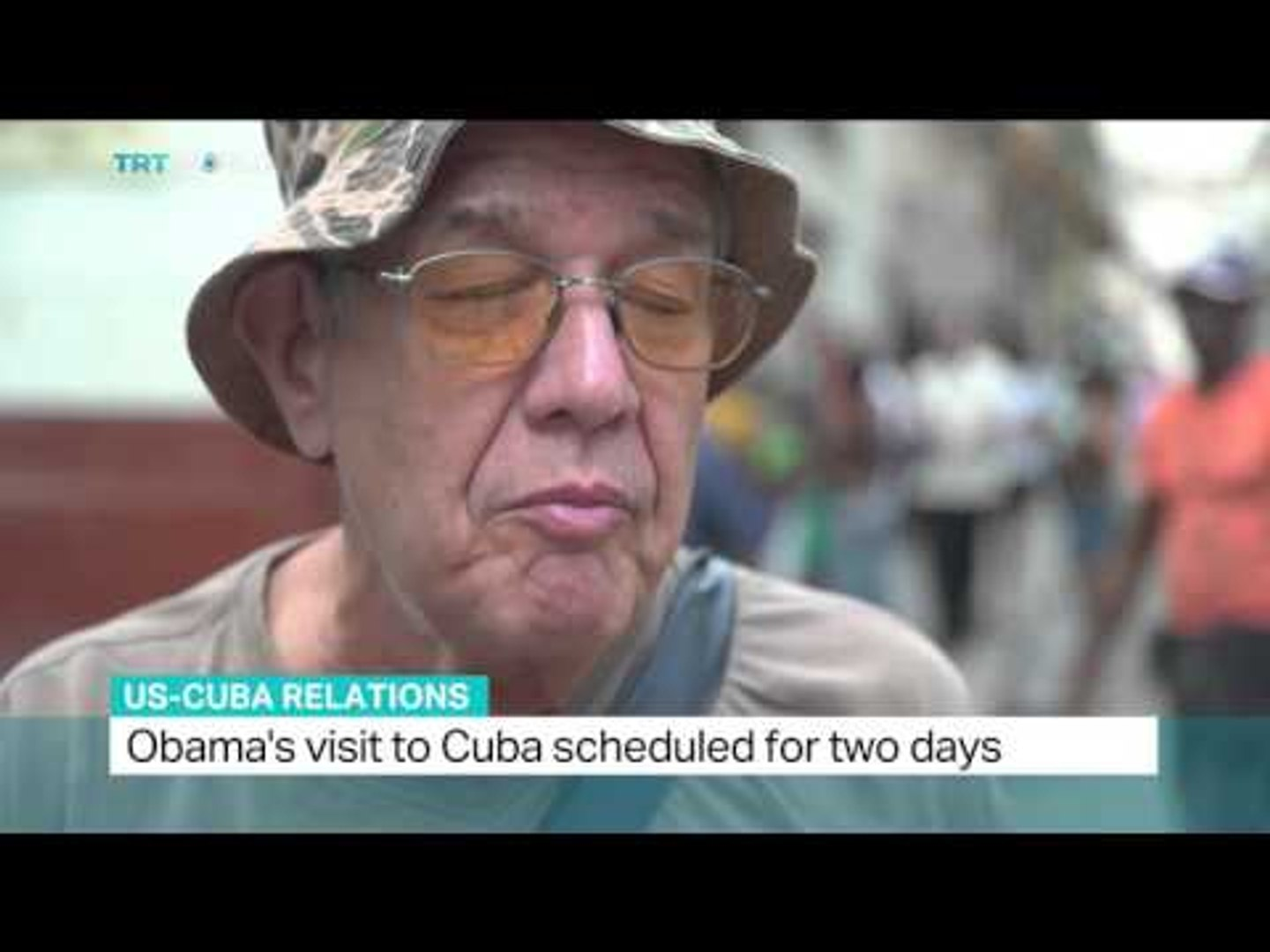 Anelise Borges reports from Havana on US-Cuba relations