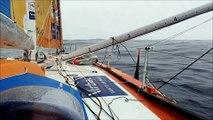 D52 : Jean-Pierre Dick coincé dans la pétole / Vendée Globe
