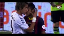 Football Fights Between Players & Angry Moments • Best Of El Clasico Fights HD