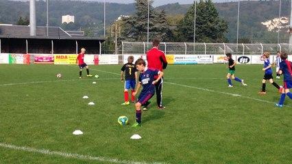 Ecole de football 2015