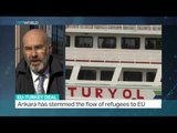 EU Commission expected to propose visa deal to Turkey, Simon McGregor-Wood reports