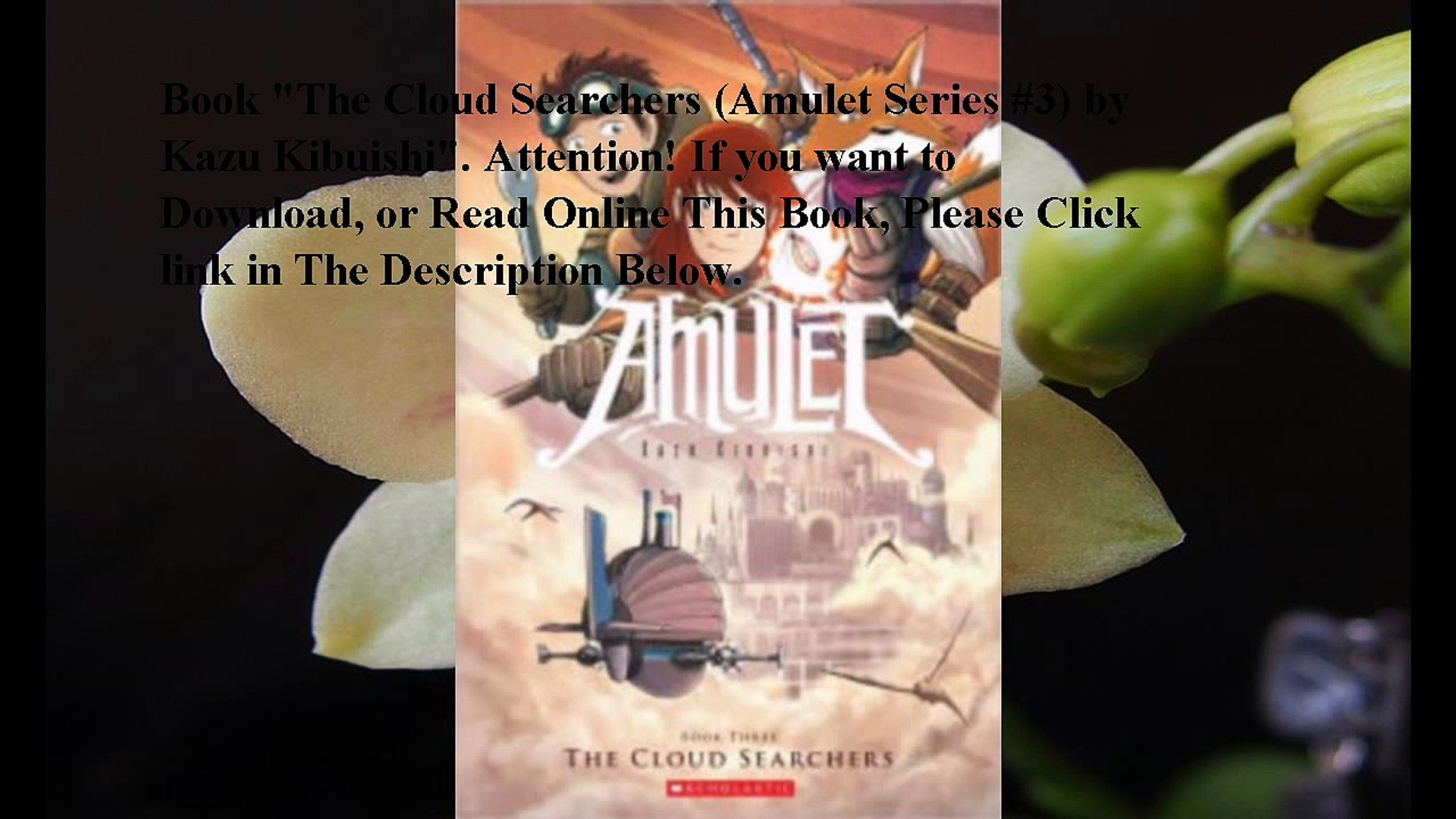 Download The Cloud Searchers (Amulet Series #3) ebook PDF