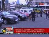 SONA: Davao city, Makati at Quezon city, binulabog ng kabi-kabilang bomb scare