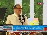 BP: Dating Pres. Aquino at Dating Finance Sec. Purisima, sinampahan ng reklamong graft