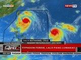 QRT: Typhoon Ferdie, lalo pang lumakas
