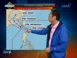 Typhoon Ferdie, posibleng mag-landfall sa Batanes ngayong gabi  o bukas ng madaling araw