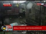 SONA: Bagsik ng bagyong Ferdie, naramdaman sa ilang probinsya sa Northern Luzon