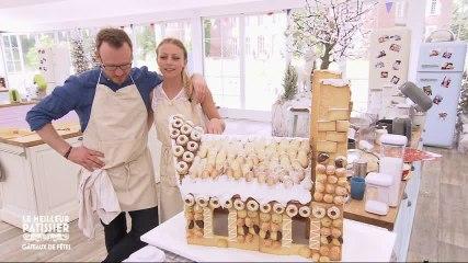 Les maisons desserts des 3 duos finalistes