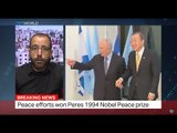 Shimon Peres Dies: Arab world's reactions on Peres' death