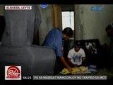 24 Oras: P24-M shabu, isinuko ng 1 sa mga kasama umano ni Kerwin Espinosa
