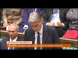 Money Talks: UK Chancellor delivers Autumn Statement