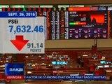 SAKSI: Hindi lang dahil sa Pang. ang paglaki ng lumabas na pera sa Phl Stock Market