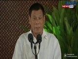 SONA: Pres. Duterte: Tiyak na sa kulungan ang bagsak ni Sen. De Lima