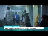Philippines Typhoon: Super Typhoon Nina hit eastern Philippines