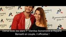 Danse avec les stars 7  - Denitsa Ikonomova et Rayane Bensetti en couple, il officialise !-NRztPXQMr3M