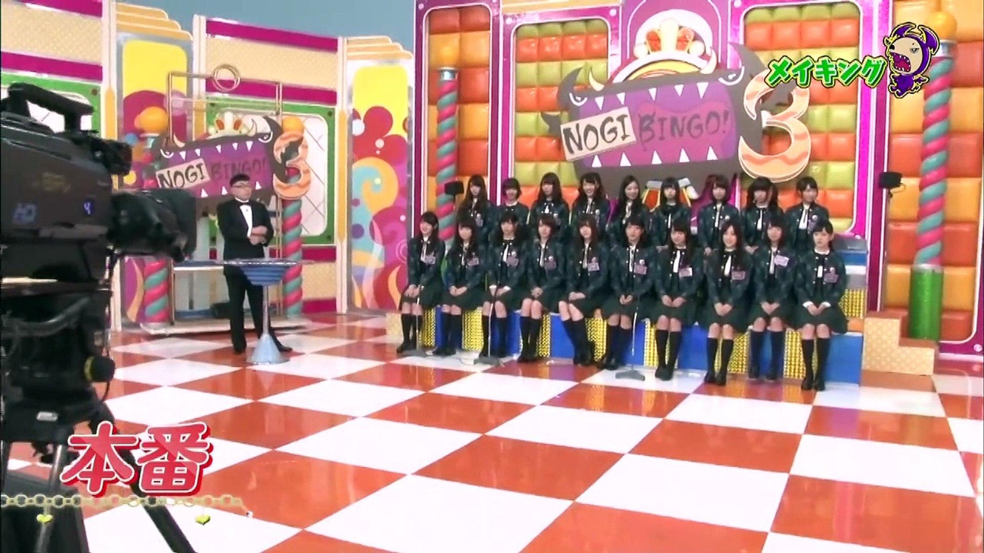 Nogizaka46 Season 3 Variety DVD The Making Of Part 2