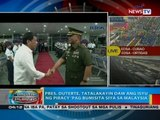 Pres. Duterte, tatalakayin daw ang isyu ng piracy 'pag bumisita siya sa Malaysia