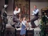 """Debbie Reynolds dans un extrait de """"Chantons sous la pluie"""""""