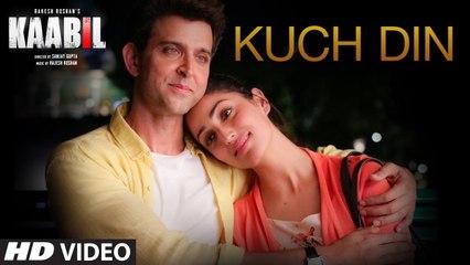 Kuch Din Video Song _ Kaabil _ Hrithik Roshan, Yami Gautam _ Jubin Nautiyal