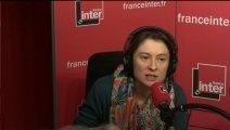 Luc Frémiot répond aux questions d'Alexandra Bensaid