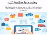 Usa Mailbox Forwarding - globalshopaholics.com