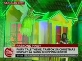24 Oras: Fairy tale theme, tampok sa Christmas display sa isang shopping center