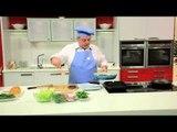 برجر فاصوليا حمراء - سلطة دجاج بالفاصولياء | طبخة ونص حلقة كاملة