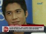 24 Oras: Aljur Abrenica, nag-sorry para sa paghain noon ng reklamo laban sa GMA Network