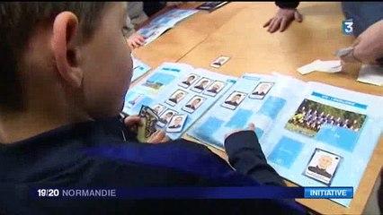 Reportage France 3 Normandie sur l'album photos de l'ATHLETI'CAUX F.C