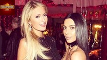 Kim Kardashian, Paris Hilton Reunited At Kris Jenner's Christmas Party | Hollywood Asia