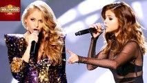 Selena Gomez Teams Up With Paulina Rubio   Hollywood Asia