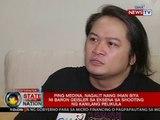 SONA: Ping Medina, nagalit nang ihian siya ni Baron Geisler sa shooting ng kanilang pelikula