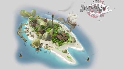 Short Haul #8_ Building Outposts de Sea of Thieves