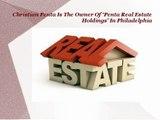 Christian Penta Is The Owner Of 'Penta Real Estate Holdings' In Philadelphia