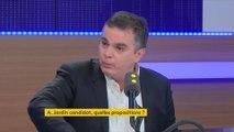 """Élection présidentielle : Alexandre Jardin veut """"rendre le pouvoir aux territoires"""""""