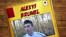 Cyclisme - Alexys Brunel avec la réserve de la FDJ en 2017