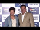Boman Irani, Shahid Kapoor Unveil Dulux' Colours And You