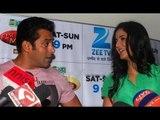 Salman Khan And Katrina Kaif On 'Dance India Dance' Show To Promote 'Ek Tha Tiger'