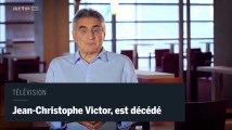 Jean-Christophe Victor, créateur de l'émission «Le dessous des cartes» sur Arte