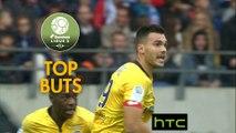 Top 3 buts FC Sochaux-Montbéliard    mi-saison 2016-17   Domino's Ligue 2