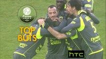 Top 3 buts Gazélec FC Ajaccio   mi-saison 2016-17   Domino's Ligue 2