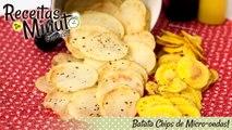 Batata Chips de Microondas - Receitas de Minuto EXPRESS #12-ClF96nsZDXA