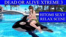 Dead or Alive Xtreme 3 - Hitomi Sexy Relax Scenes (PS4)