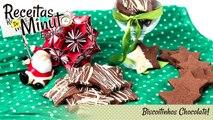 Biscoitinhos de Chocolate - Receitas de Minuto EXPRESS #23-Wjnx4DkXXdQ