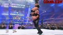 WWE RAW undertaker vs batista promo