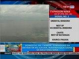 BP: Domestic oil tanker, sumadsad sa baybayin ng Gasan, Marinduque dahil sa bagyong Nina