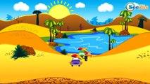 СБОРНИК: Весёлые МАШИНКИ Быстрая Гоночная машинка ГОНКИ В ГОРОДЕ - Развивающие видео для детей