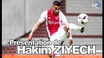 Présentation de Hakim Ziyech